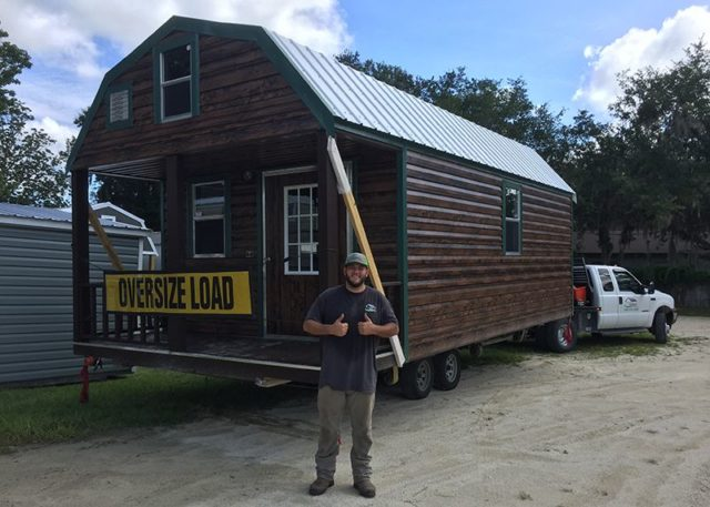 Building Movers Gainesville Florida - Structural House, Home, Shed, Portable Building.