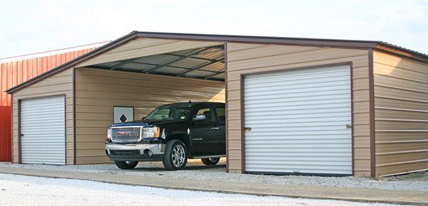 For Sale Custom Metal Barn Gainesville, Florida