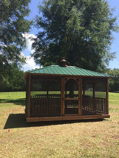 Gazebo For Sale Gainesville, FL Green Roof
