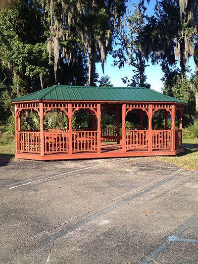 Large Gazebo Gainesville, FL