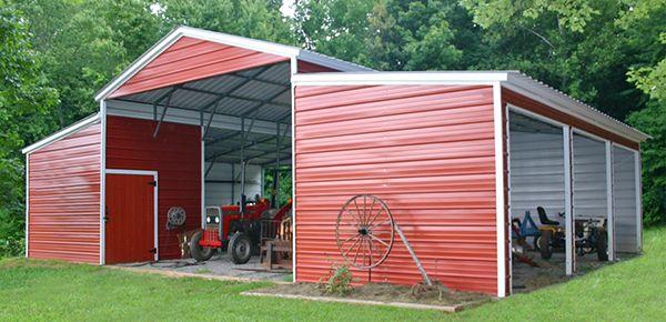 Metal Barn Gainesville, Florida Carolina Barn