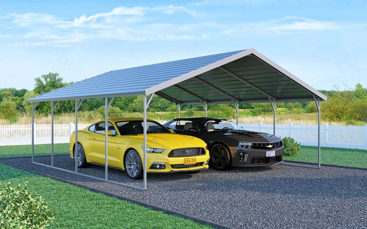 New Jersey Metal Carports & Steel Carports | Free Delivery ...