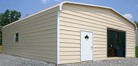 Triple Wide Carport, Clear Span Building, Gainesville, Florida