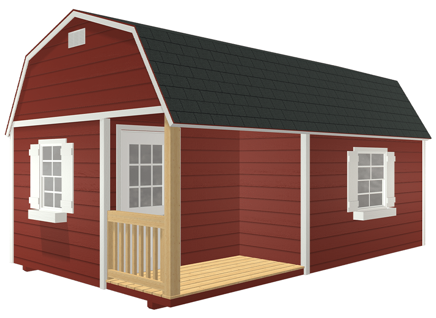 Gainesville, FL Tiny Home, Premanufactured Portable Building, Cottage Shed