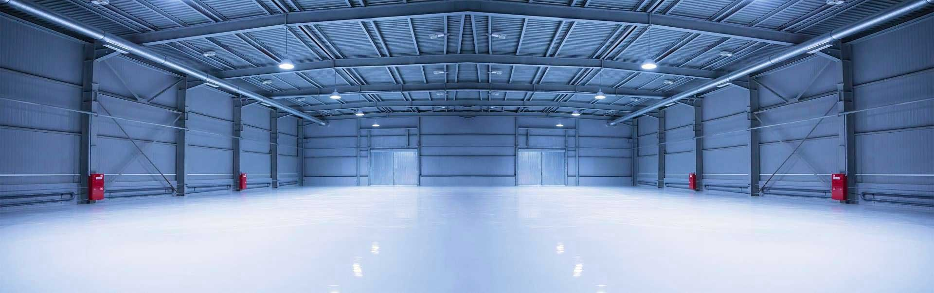 Red Iron Commercial Steel Buildings