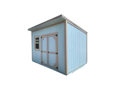 Portable Building For Sale - Urban Wooden Shed.
